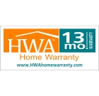 <HWA HOME WARRANTY OF AMERICA
